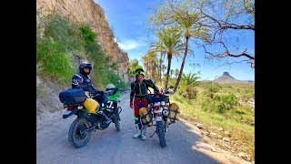 Dual Sport Motorcycle, Baja Mexico, tips for future adventurers