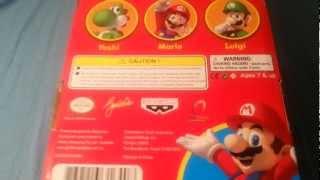 """Mario + luigi figuuri """"arvostelu"""""""