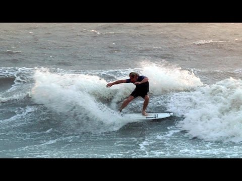 Scoring Surf in Clearwater Beach Florida!