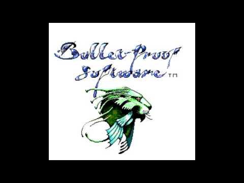 Bullet-Proof Software / Blue Planet Software Logo History (1987-2002)
