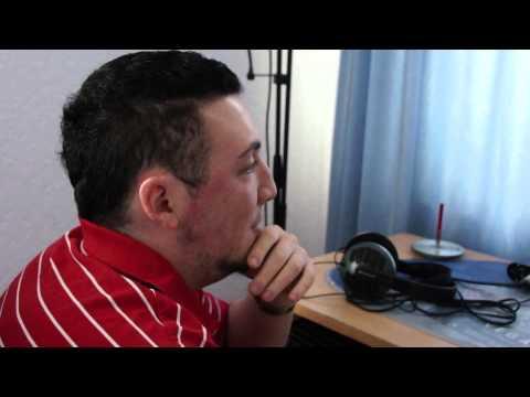 Sein Kiez ist der Philippinenhof: Ruslan Hodorovski aka R-Crime rappt über Kassel