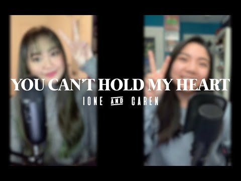 MONSTA X - You Can't Hold My Heart (Cover by Ione & Caren)