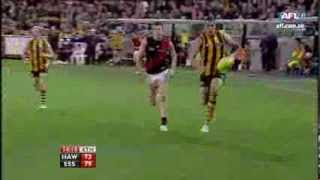 Best running goals in VFL/AFL history