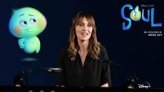 Paola cortellesi è la voce di 22, l'anima protagonista soul, il film disney e pixar dal 25 dicembre 2020 su plus.scheda film: http://bit.ly/2jzn53i