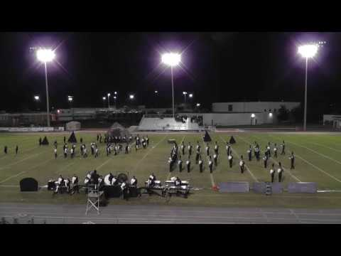 2018 ERHS Marching Knights Band - The Cave - MPA @ Leesburg 11-03-18