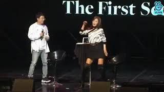 Yuri dancing Lil' Touch