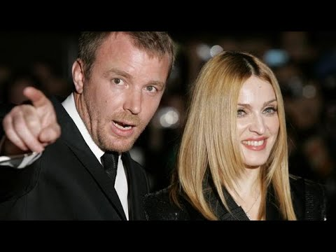Madonna shares about Guy Ritchie