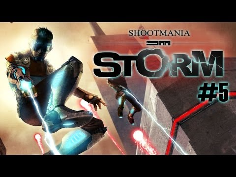 Shootmania: Storm Multiplayer