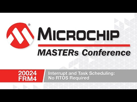 20024 FRM4 - Interrupt and Task Scheduling - No RTOS Required