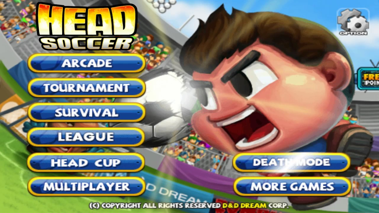 Head Soccer Multiplayer