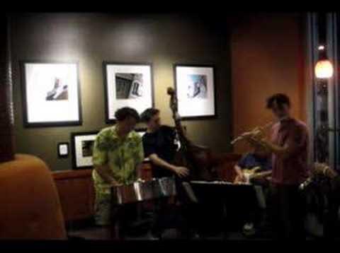 st thomas on steel drum w/ jazz quartet