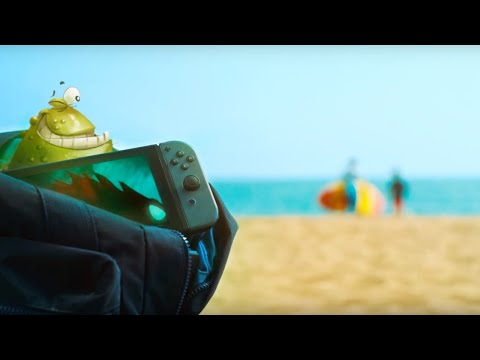 Rayman Legends: Definitive Edition Official Surf's Up Trailer