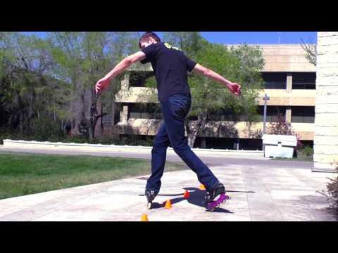 Mad Rollerblading Skills