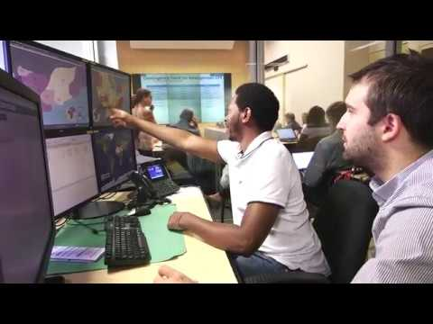 WHO: Public Health Emergency Operations Centre Network (EOC-NET)