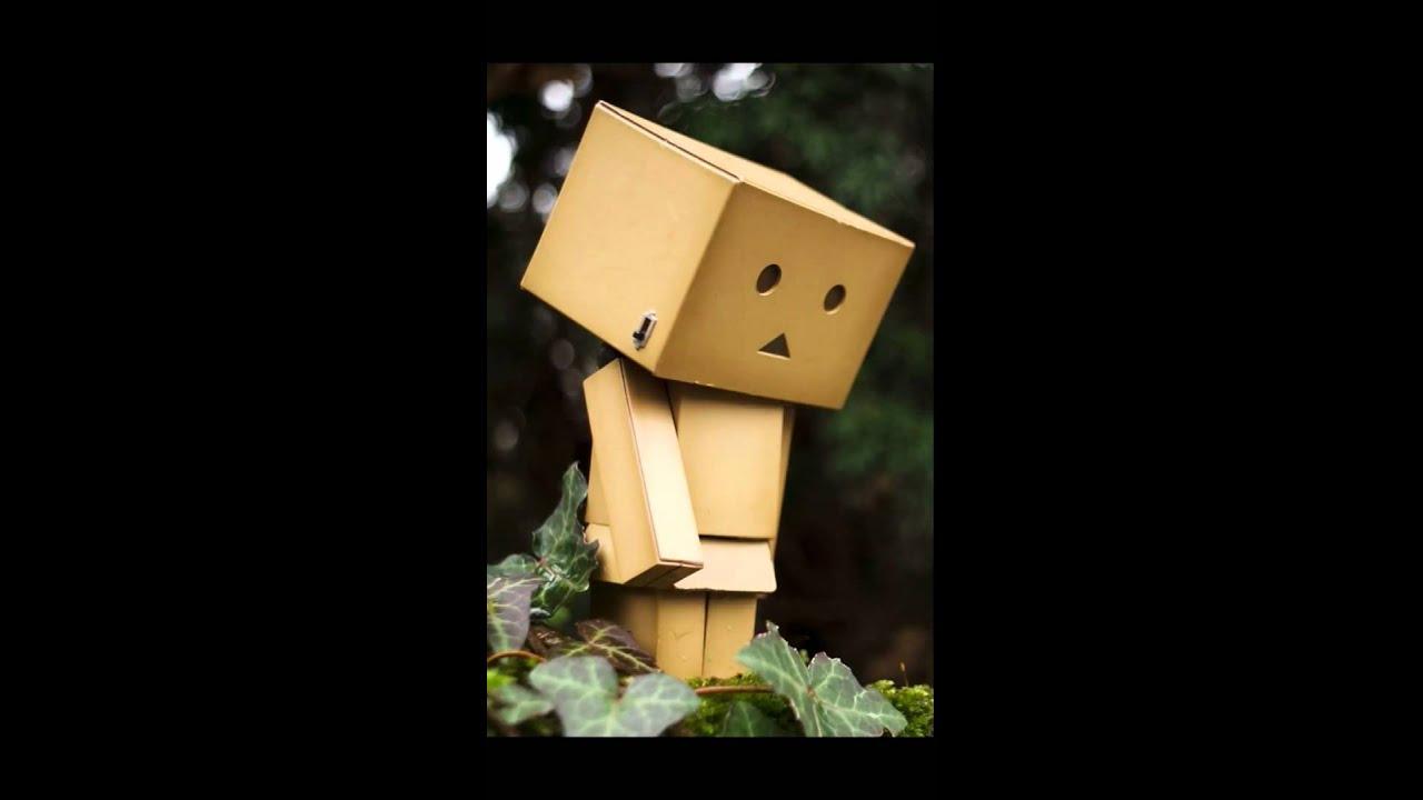 Sad Box Man