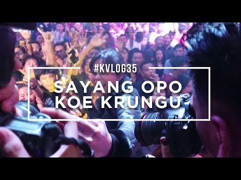 #KVLOG35 - SAYANG OPO KOE KRUNGU  (MNG LAMPUNG)