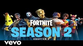 Fortnite Chapter 2 - Season 2 | *NEW* Top Secret Launch Trailer & Battle Pass Gameplay Trailer