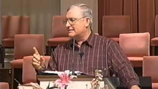 منهاج الحلقة الدراسية لتفسير الكتاب المقدس للدكتور بوب أتلي، الدرس 1