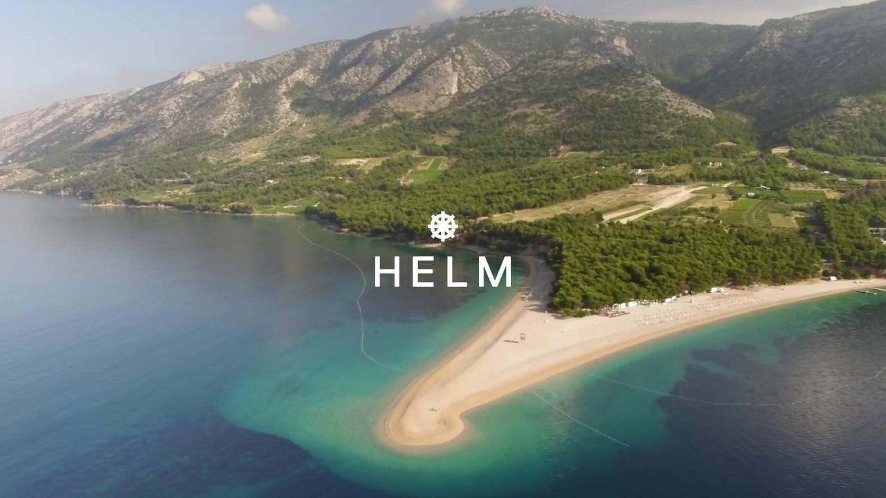 Island hopping with friends in Croatia - HELM