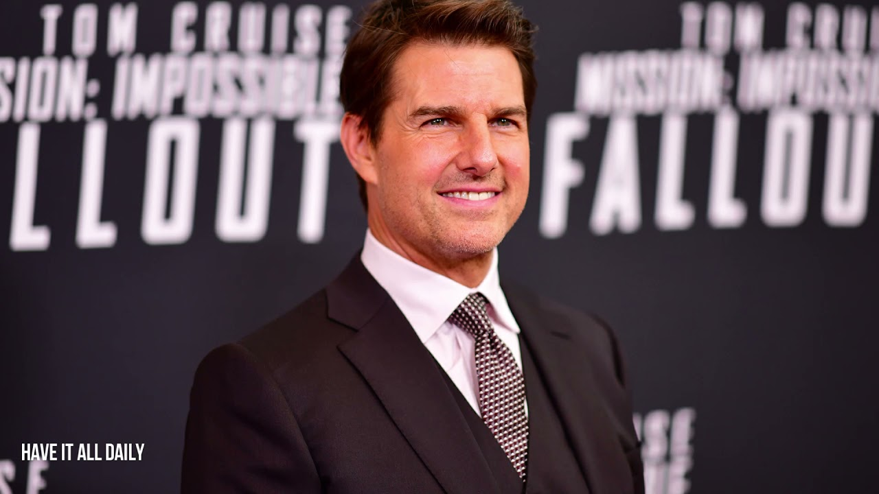 Tom Cruise Breaks Silence on That Leaked Audio of Him Screaming at 'MI: 7' Crew
