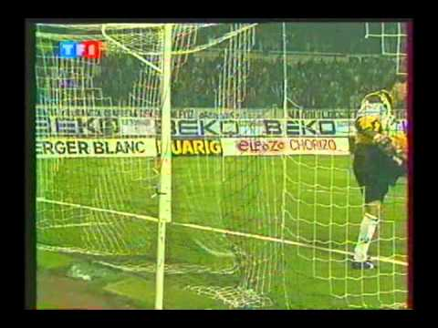 1994 October 20 Besiktas Turkey 2 Auxerre France 2 Cup Winners Cup