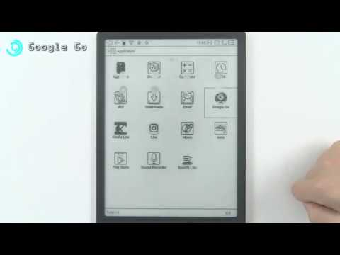 Android Lite And Go Apps Are Ideal For E-readers