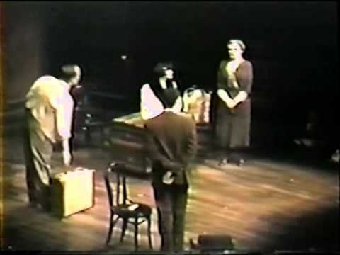 clips from Cabaret with Jennifer Jason Leigh and Alan Cumming part 1