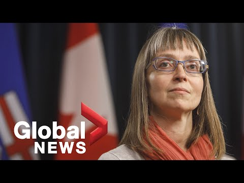Coronavirus outbreak: Alberta sees 5 more COVID-19 deaths, reports 1st case on First Nation   FULL