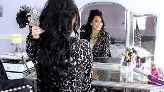 HOW I: Clip- In My Bellami Hair Extensions! &