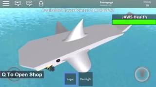 ROBLOX- Splatoon and JAWS