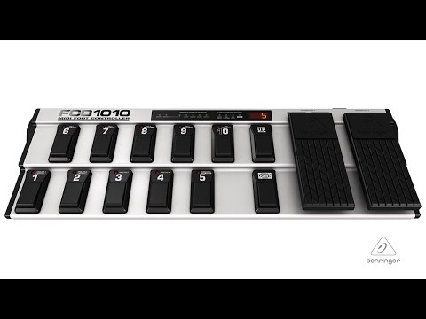 FCB1010 Ultra-Flexible MIDI