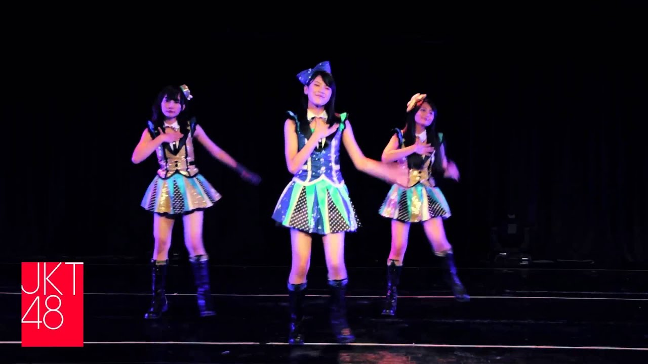 video jkt48 fortune cookie yang mencintai