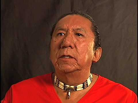 Sitting Bull's Great Grandson Tells Oral History Film Clip