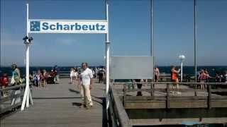 Strand Scharbeutz 2014 Wellengang