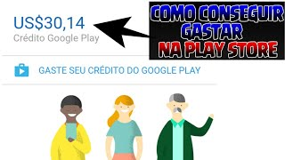 COMO CONSEGUIR GASTAR O DINHEIRO DO GOOGLE OPINION REWARDS (MÉTODO 2)