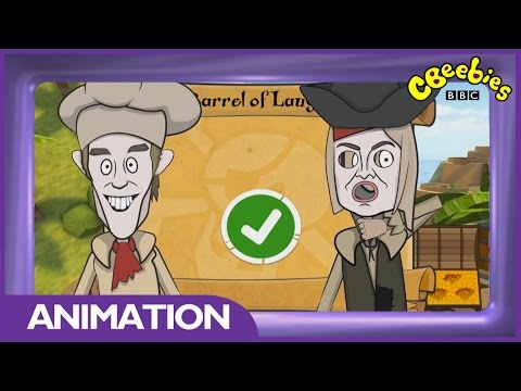 CBeebies: Swashbuckle App Game Trailer