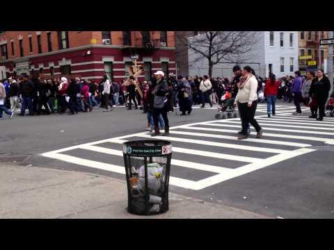 Good Friday in Washington Heights