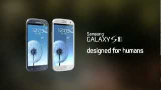 GALAXY S III Official TV Commercial - Extended version HD