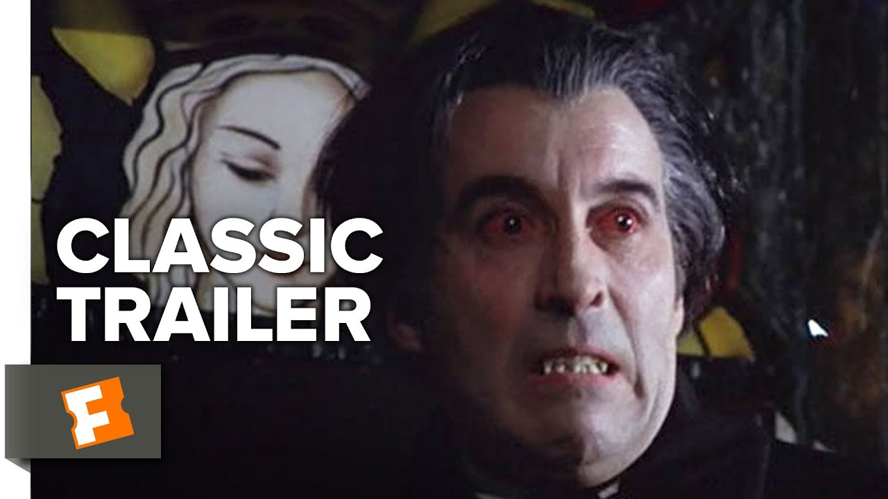 Taste The Blood Of Dracula 1970 Official Trailer Christopher
