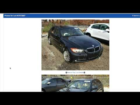 Buying A BMW E90 From Copart ???? Hidden Costs And Fees...