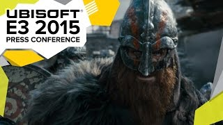 For Honor Gameplay Demo  - E3 2015 Ubisoft Press Conference