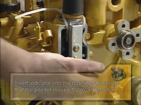 john deere powertech 2 4L 3 0L injector timing, clocking procedure