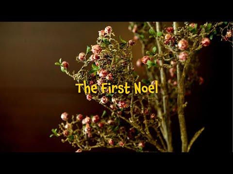 The First Noel (lyrics - instrumental / karaoke version)