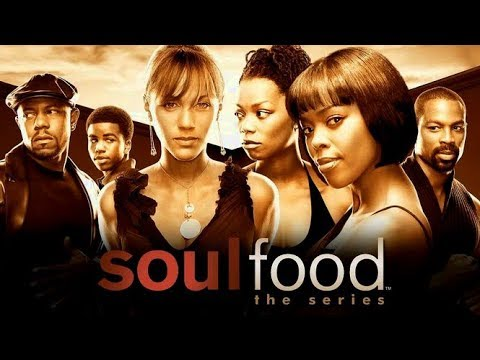 Soul Food Tv Series Complete Dvd Collection Youtube