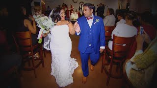 Couple Finally Says 'I Do' After Hurricane Cancels Wedding