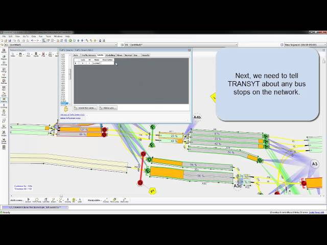 TRANSYT 15 - Modelling Bus Traffic in a TRANSYT Model