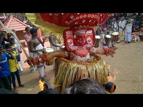 Bhadrakali Theyyam