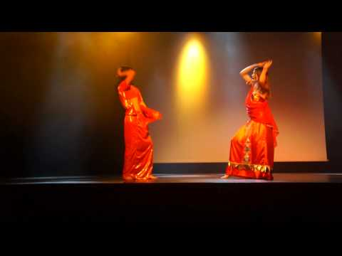 INSEAD Cabaret 2012 Indian Dance