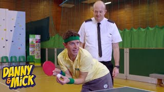 Danny Vs Lance Ping Pong Competition | Danny & Mick