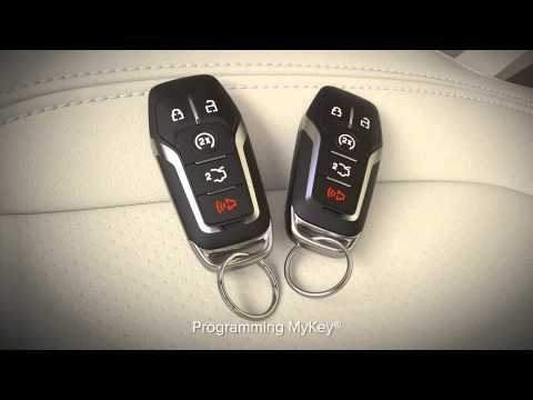 MyKey® | Lincoln How-to Video